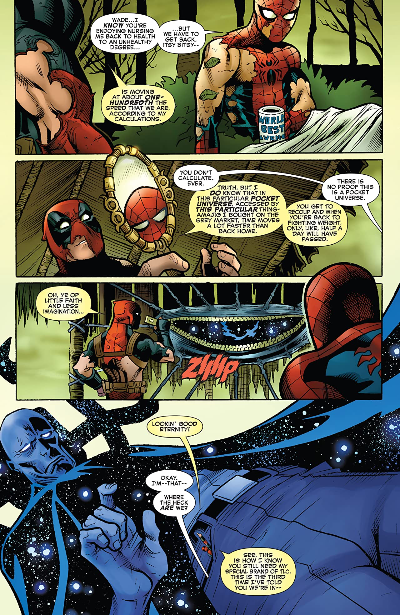 Spider-Man/Deadpool (2016-) #13