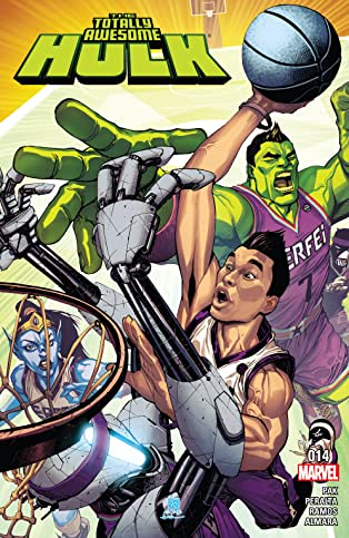 The Totally Awesome Hulk (2015-2017) #14