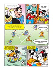 Mickey Mouse and the Legend of the Losing Team