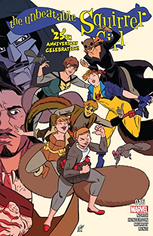 The Unbeatable Squirrel Girl (2015-2019) #16