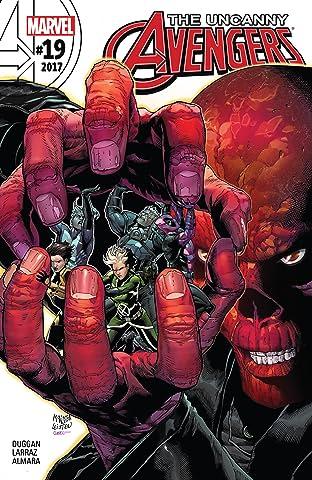 Uncanny Avengers (2015-) No.19