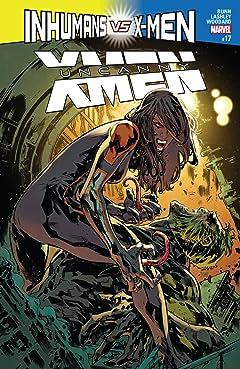 Uncanny X-Men (2016-2017) #17