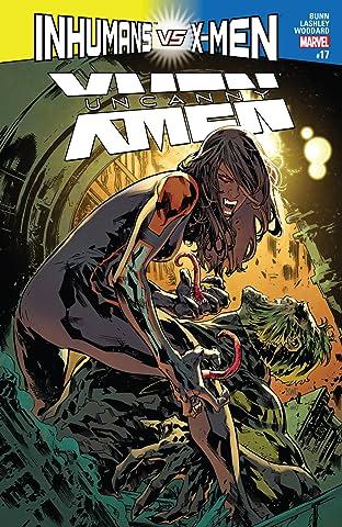 Uncanny X-Men (2016-) No.17