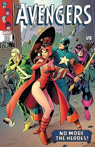 Avengers (2016-2018) No.3.1