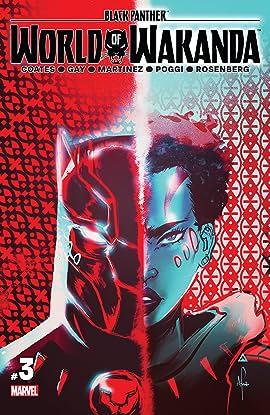 Black Panther: World of Wakanda (2016-2017) #3