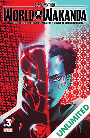 Black Panther: World of Wakanda (2016-2017) #3