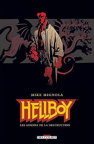 Hellboy Tome 1: Les Germes de la destruction