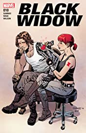 Black Widow (2016-) #10