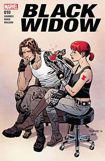 Black Widow (2016-2017) No.10