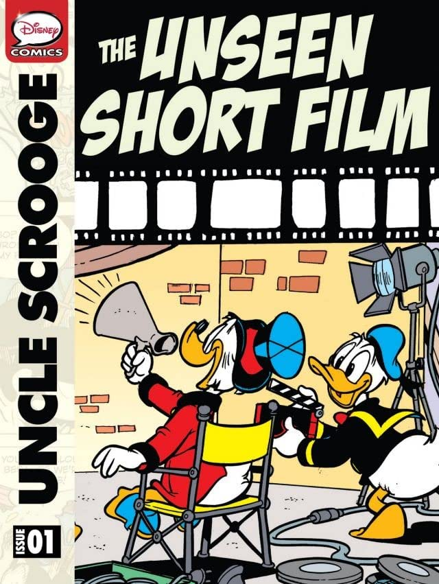 Scrooge McDuck and the Unseen Short Film