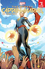 The Mighty Captain Marvel (2016-) No.1