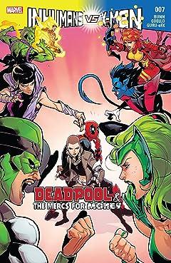 Deadpool & The Mercs For Money (2016-2017) #7