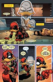 Deadpool The Duck (2017) #2 (of 5)