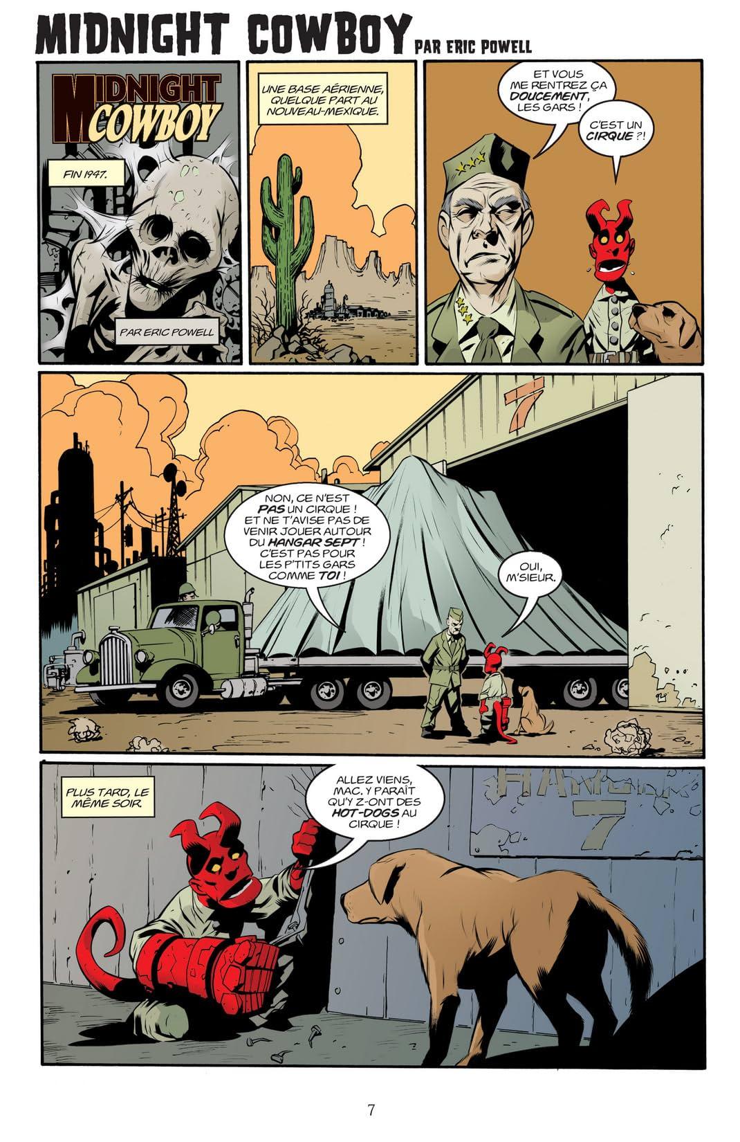 Hellboy - Histoires Bizarres Vol. 1