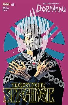 Doctor Strange (2015-2018) #16