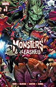 Monsters Unleashed (2017) #1 (of 5)
