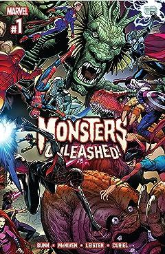 Monsters Unleashed (2017) No.1 (sur 5)