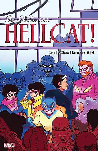 Patsy Walker, A.K.A. Hellcat! (2015-2017) #14