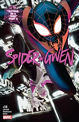 Spider-Gwen (2015-2018) #16
