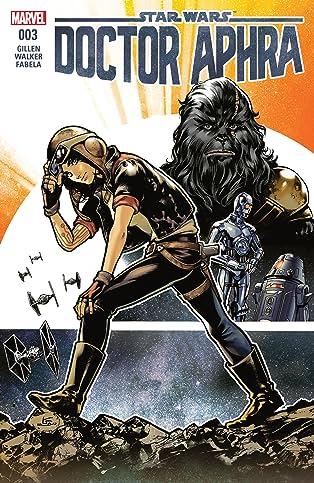Star Wars: Doctor Aphra (2016-2019) #3