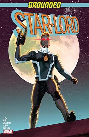 Star-Lord (2016-2017) No.2