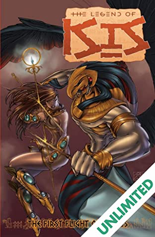Legend of Isis Vol. 8: First Flight of Horus