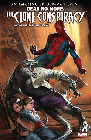 The Clone Conspiracy (2016-) #4 (of 5)