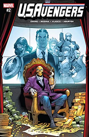 U.S.Avengers (2017-) #2