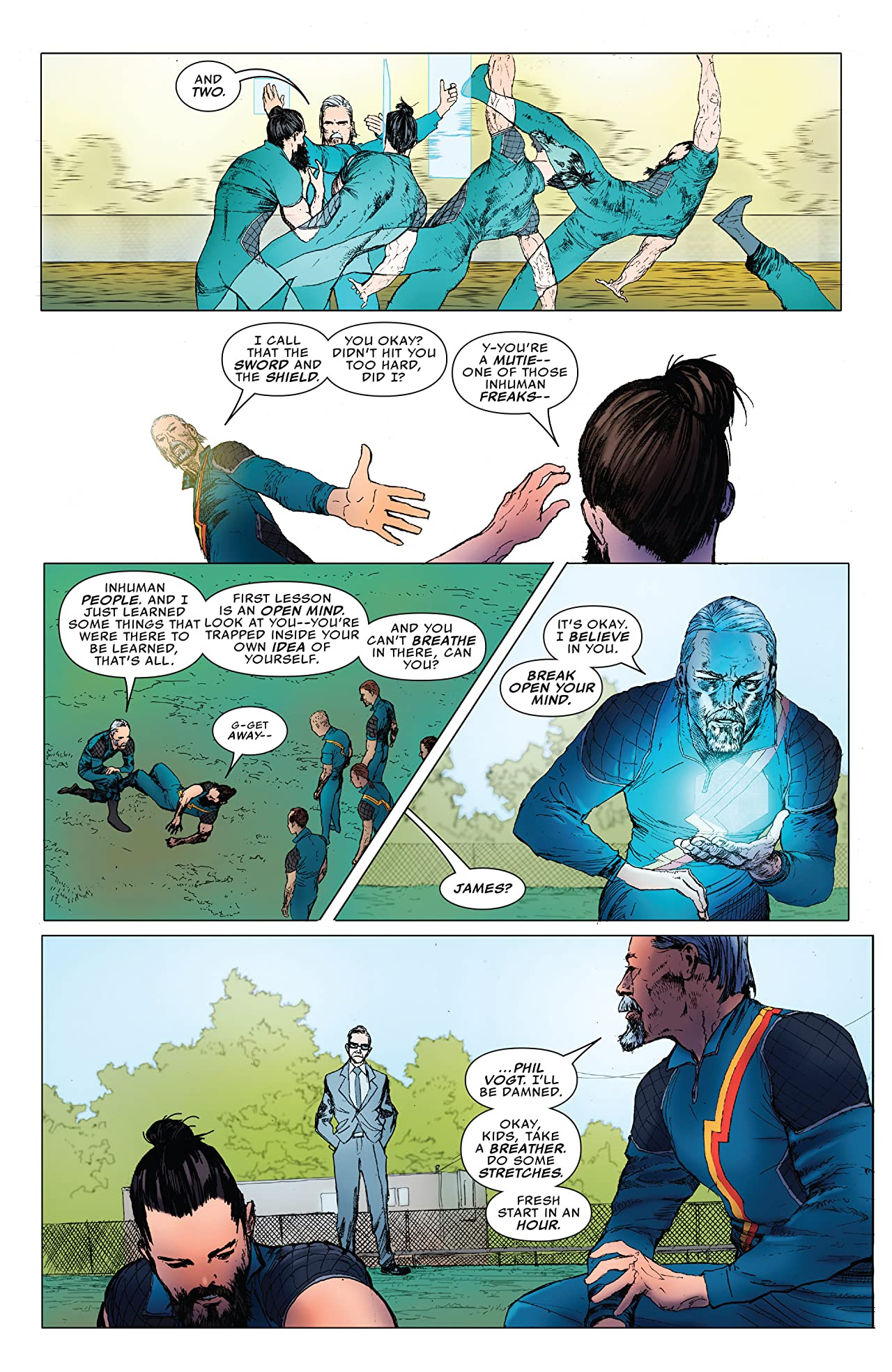 Ultimates 2 (2016-2017) #3