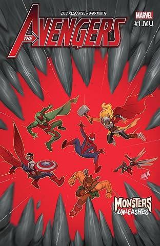 Avengers (2016-2018) No.1.MU