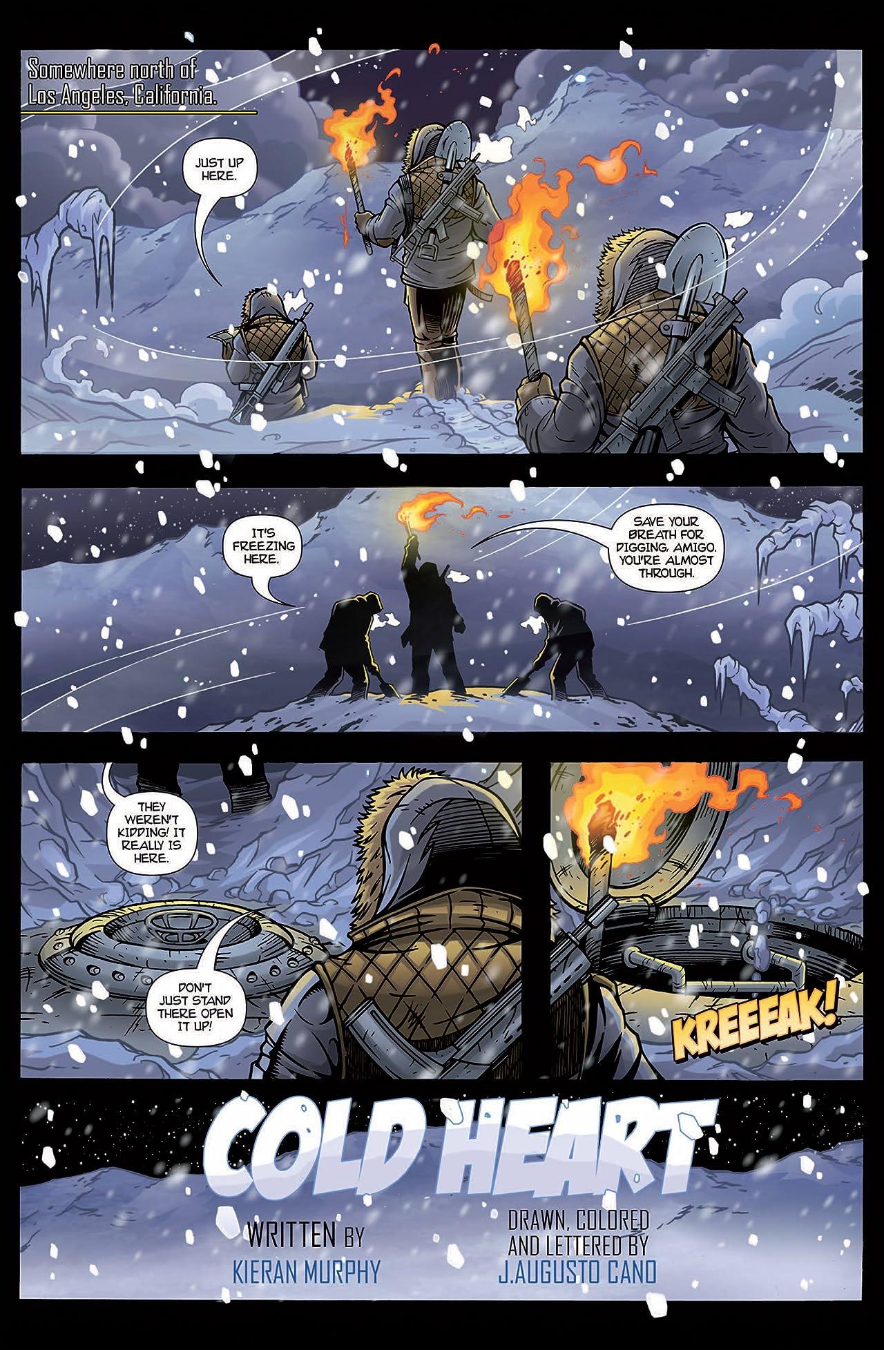 Frozen Wasteland #1