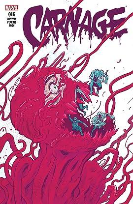 Carnage (2015-2017) #16