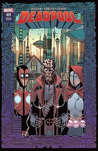 Deadpool (2015-) #25