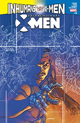 Extraordinary X-Men (2015-) #18