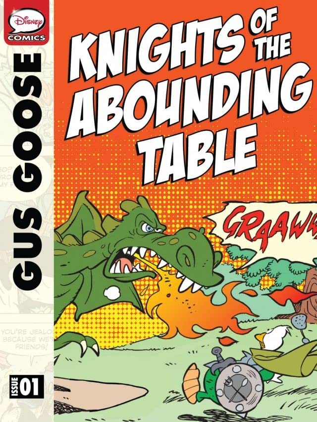 Sir Goosealot and the Knights of the Abounding Table