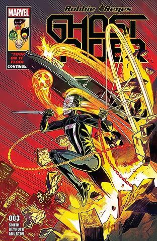 Ghost Rider (2016-) #3