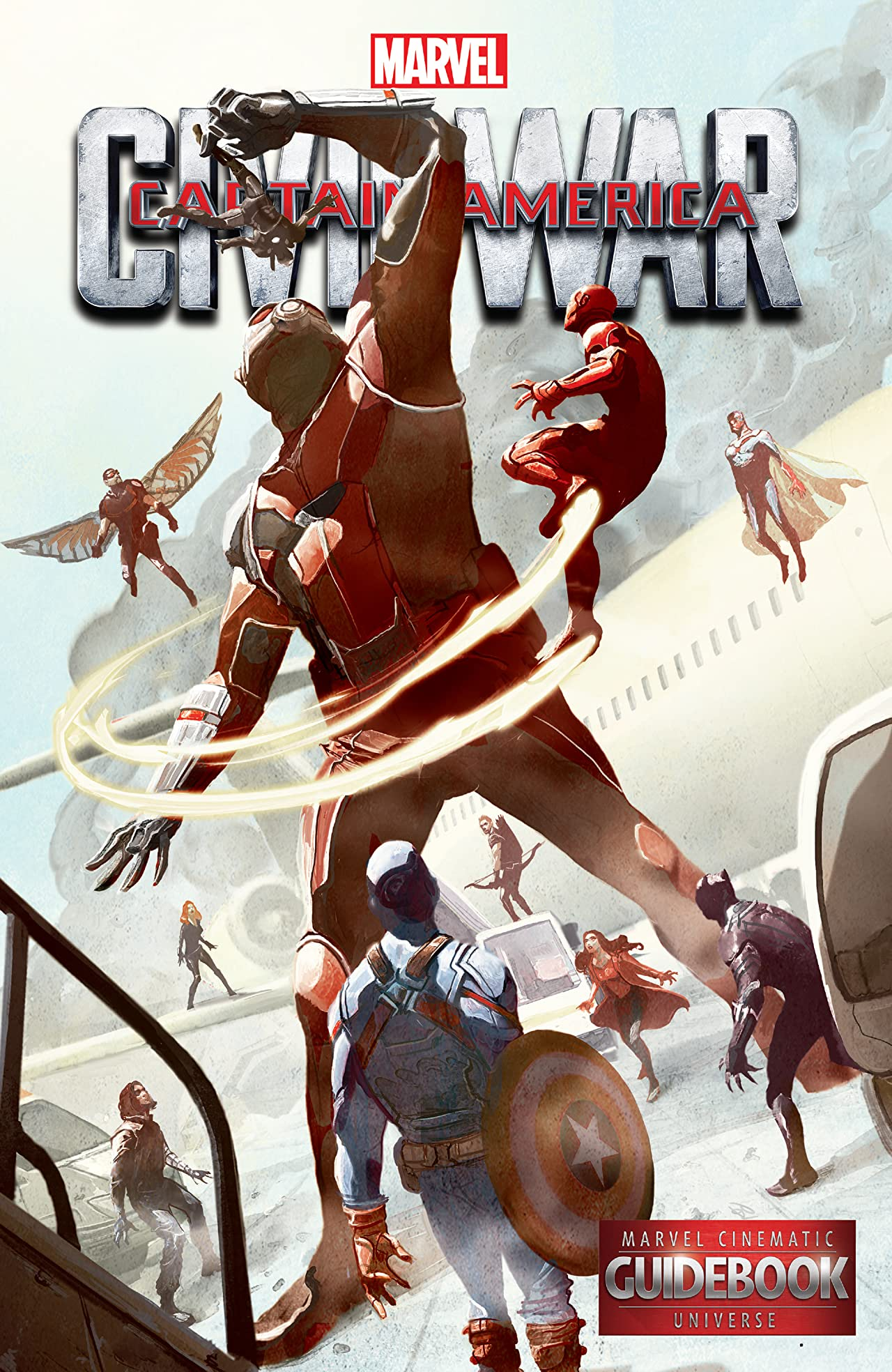 Guidebook to the Marvel Cinematic Universe - Marvel's Captain America: Civil War #1
