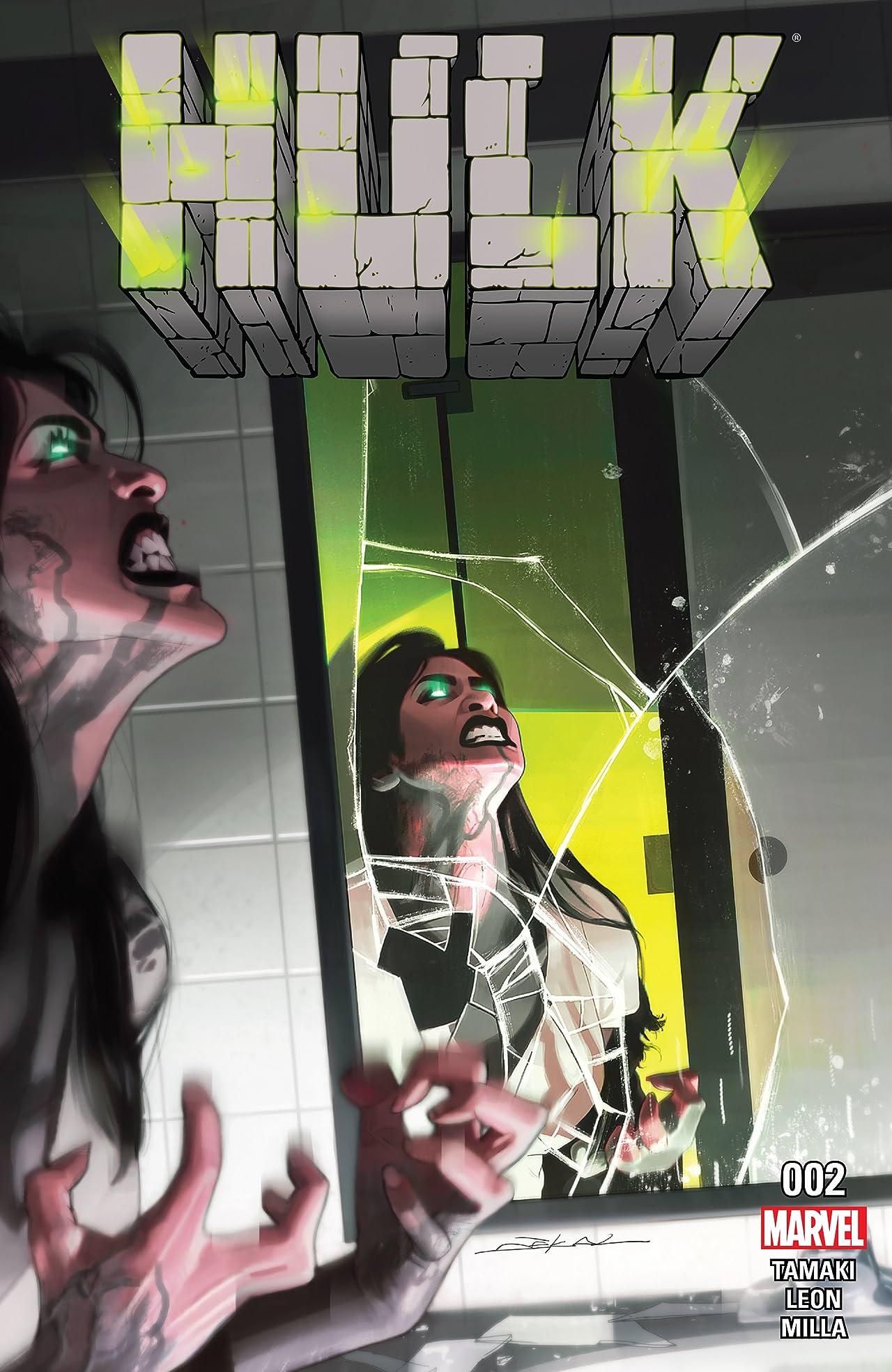 Hulk (2016-2018) #2