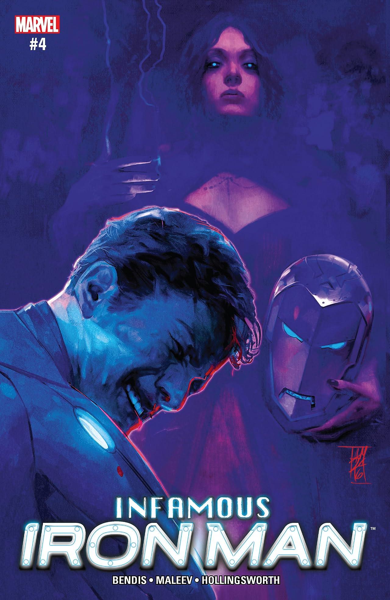 Infamous Iron Man (2016-) #4