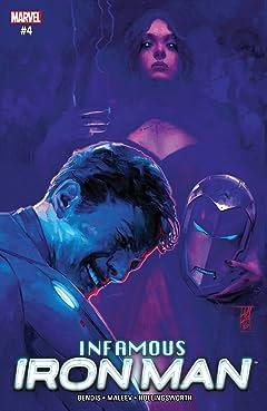Infamous Iron Man (2016-2017) #4