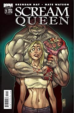 Scream Queen #1 (of 5)