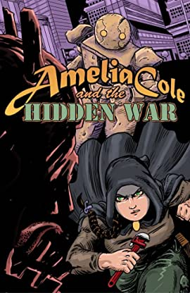 Amelia Cole #9: Hidden War Part 3