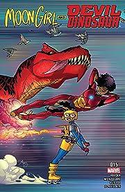 Moon Girl and Devil Dinosaur (2015-) #15