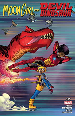 Moon Girl and Devil Dinosaur (2015-2019) #15