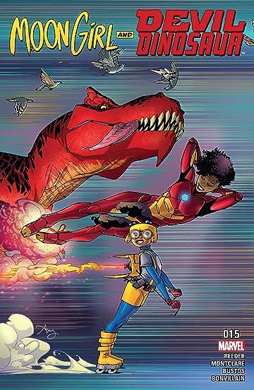 Moon Girl and Devil Dinosaur (2015-2019) #15