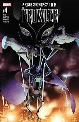 Prowler (2016-2017) #4