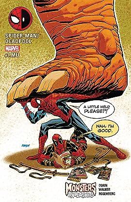Spider-Man/Deadpool (2016-2019) #1.MU