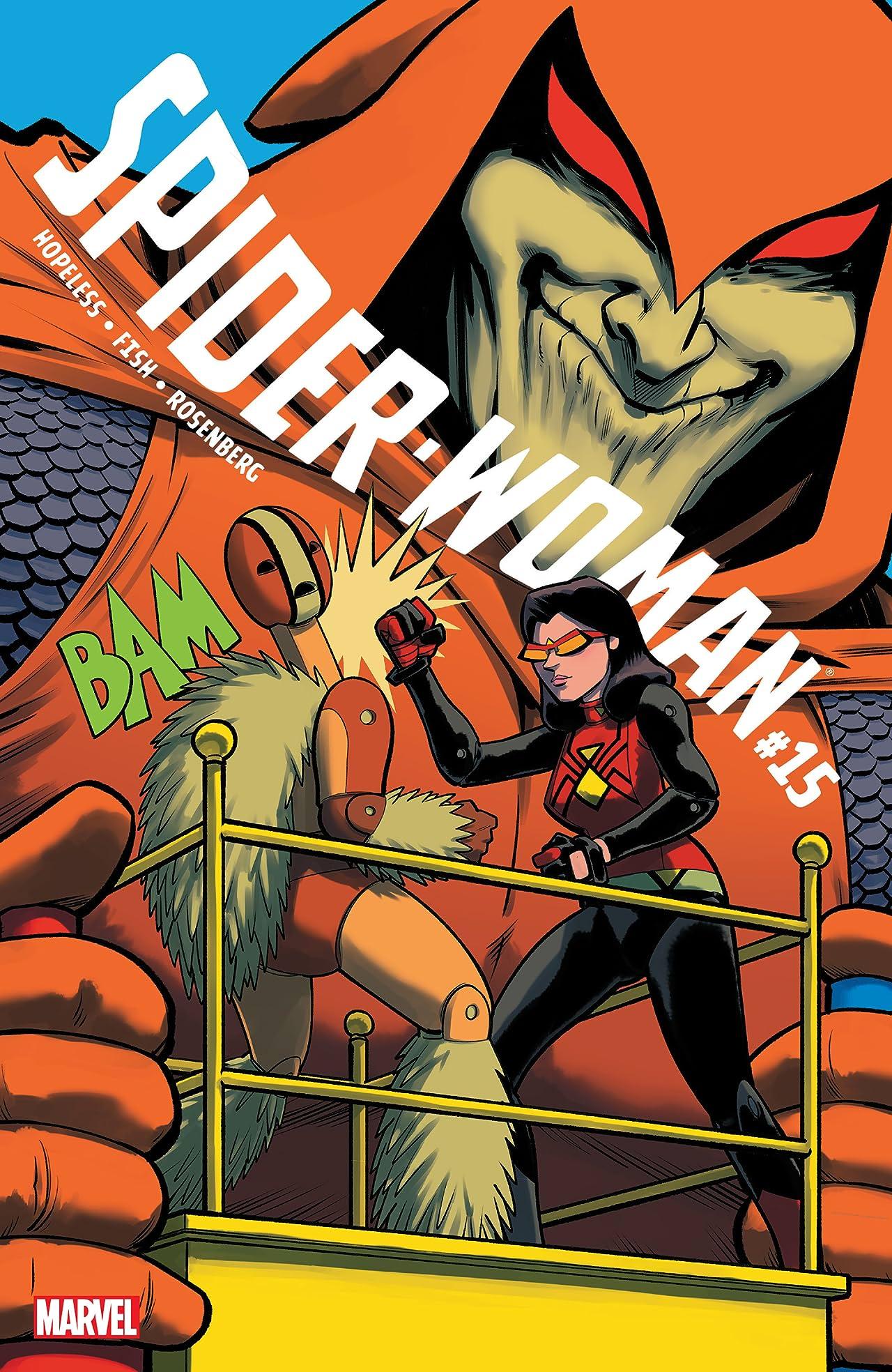 Spider-Woman (2015-2017) #15