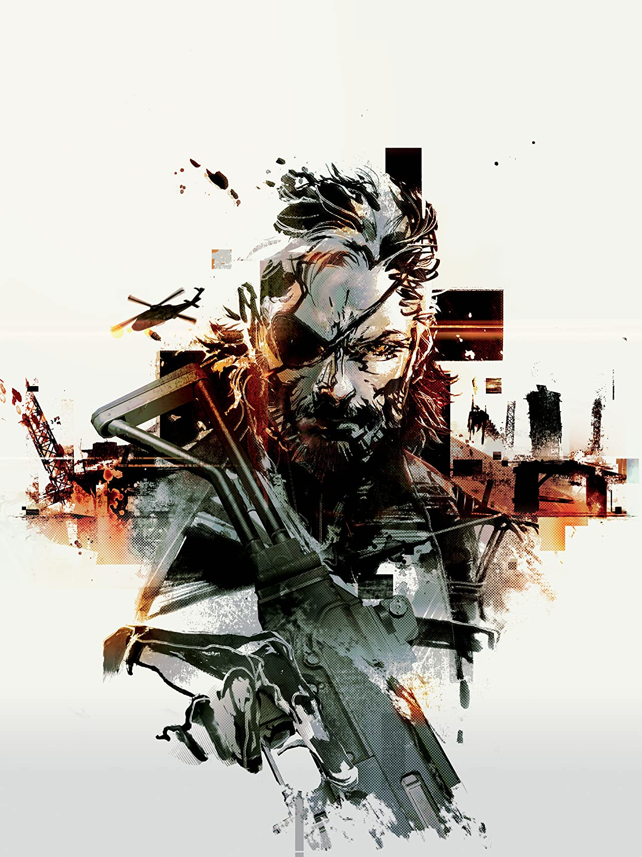 the art of metal gear solid v comics by comixology