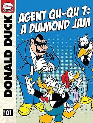 Donald Duck Agent Qu-Qu 7: a Diamond Jam